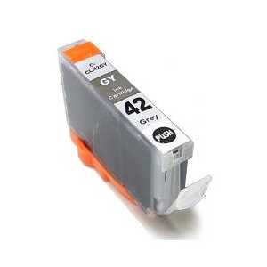 Compatible Canon CLI-42GY Gray ink cartridge