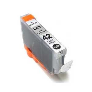 Compatible Canon CLI-42LGY Light Gray ink cartridge