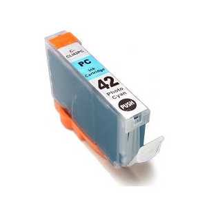 Compatible Canon CLI-42PC Photo Cyan ink cartridge