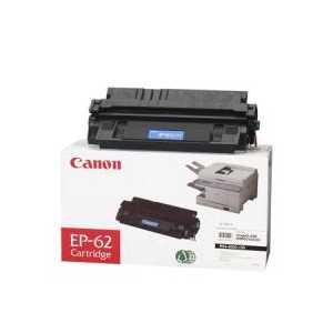 Original Canon EP-62 Black toner cartridge, 3842A002AA, 10000 pages
