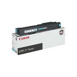 Original Canon GPR-21 Cyan toner cartridge, 0261B001AA, 30000 pages