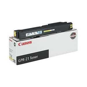 Original Canon GPR-21 Yellow toner cartridge, 0259B001AA, 30000 pages