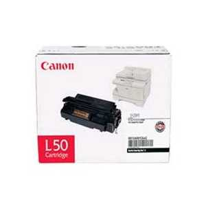 Original Canon L50 Black toner cartridge, 6812A001AA, 5000 pages