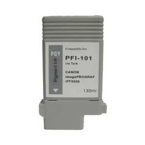 Canon PFI-101PGY Pigment Photo Gray compatible ink cartridge - 0893B001AA