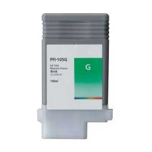 Compatible Canon PFI-105G Green ink cartridge
