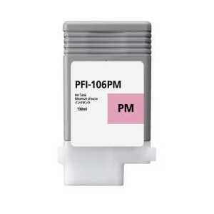 Compatible Canon PFI-106PM Photo Magenta ink cartridge