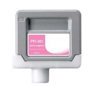 Canon PFI-301PM Pigment Photo Magenta compatible ink cartridge - 1491B001AA