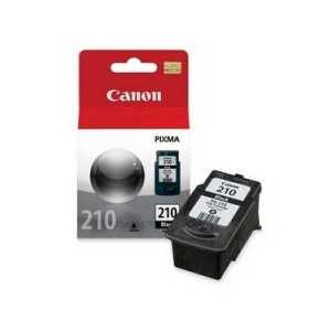 Canon PG-210 Pigment Black genuine OEM ink cartridge - 2974B001
