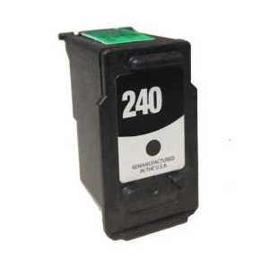 Remanufactured Canon PG-240 Black ink cartridge