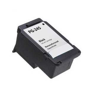 Remanufactured Canon PG-245 Black ink cartridge