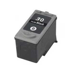 Remanufactured Canon PG-30 Black ink cartridge