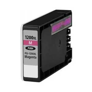 Compatible Canon PGI-1200M XL Magenta ink cartridge, High Yield
