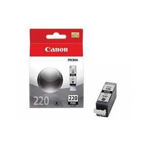Original Canon PGI-220 Pigment Black ink cartridge
