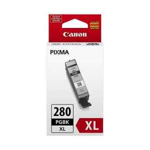 Original Canon PGI-280 XL Pigment Black ink cartridge ink cartridge, 2021C001