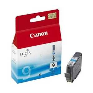 Original Canon PGI-9C Pigment Cyan ink cartridge ink cartridge, 1035B002