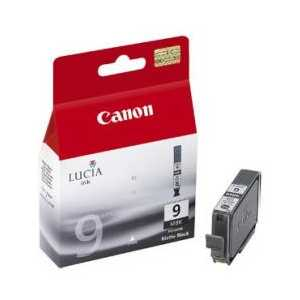 Original Canon PGI-9PBK Pigment Photo Black ink cartridge, 1034B002