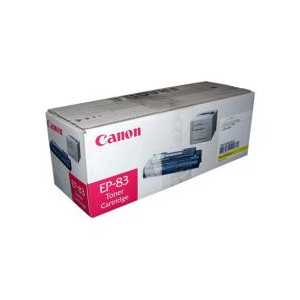 Original Canon EP-83 Yellow toner cartridge, 1507A002AA, 6000 pages