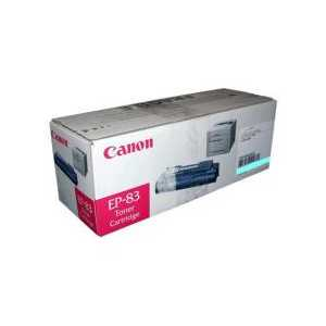Original Canon EP-83 Cyan toner cartridge, 1509A002AA, 6000 pages