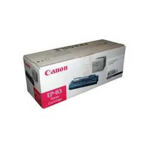Canon EP-83 Black genuine OEM toner cartridge - 1510A002AA