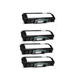 Compatible Dell 2230 toner cartridges, 4 pack