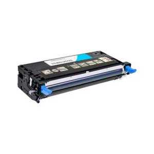 Compatible Dell 3110, 3115 Cyan toner cartridge, High Yield, 310-8094, 8000 pages