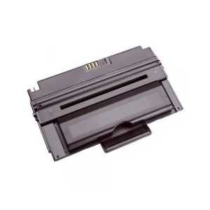 Compatible Dell 2335, 2355 Black toner cartridge, High Yield, 330-2209, 6000 pages