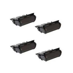 Compatible Dell 5230, 5350 toner cartridge, 4 pack
