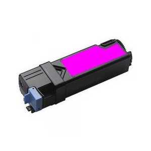 Compatible Dell 2150, 2155 Magenta toner cartridge, High Yield, 331-0717, 8WNV5, 2Y3CM, 2500 pages