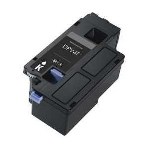 Compatible Dell E525 Black toner cartridge, H3M8P, 593-BBJX, 2000 pages
