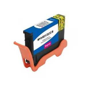 Compatible Dell Series 33 Magenta ink cartridge, Extra-High Yield, 6M6FG