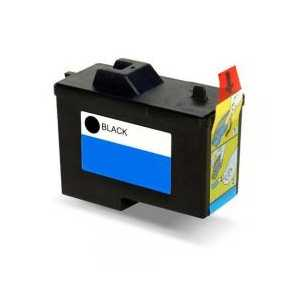 Remanufactured Dell Series 2 Black ink cartridge, 7Y743, C896T