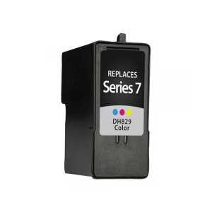 Remanufactured Dell Series 7 Color ink cartridge, High Yield, GR277