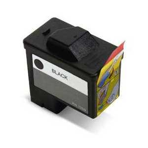 Remanufactured Dell Series 1 Black ink cartridge, T0529, C891T