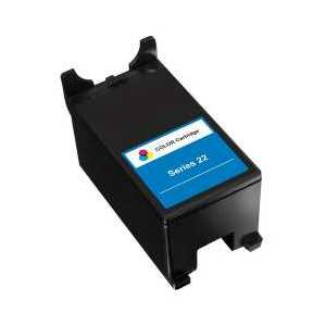 Compatible Dell Series 22 Color ink cartridge, High Yield, T092N