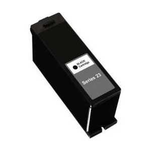Compatible Dell Series 23 Black ink cartridge, T105N