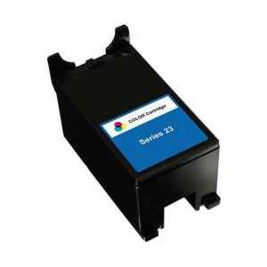 Dell Series 23 Color compatible ink cartridge - T106N