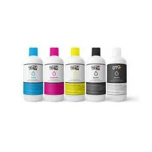 DTG PRO 500ml Direct to Garment Textile Ink for DTG PRO and Epson engines