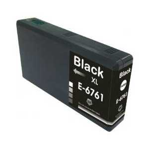 Remanufactured Epson 676XL Black ink cartridge, High Capacity, T676XL120