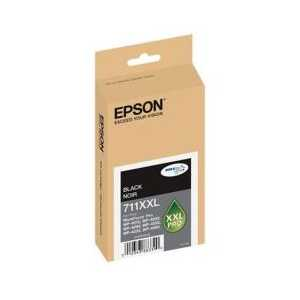 Epson 711XXL Black Extra High Capacity genuine OEM ink cartridge - T711XXL120
