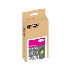 Epson 711XXL Magenta Extra High Capacity genuine OEM ink cartridge - T711XXL320