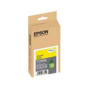 Epson 711XXL Yellow Extra High Capacity genuine OEM ink cartridge - T711XXL420
