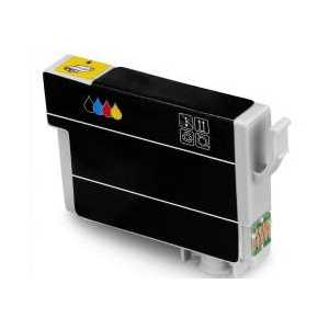 Remanufactured Epson 822XL Black ink cartridge, High Capacity, T822XL120