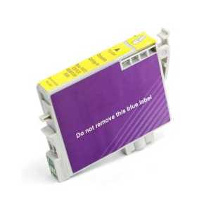 Remanufactured Epson 48 Yellow ink cartridge, T048420