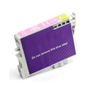 Remanufactured Epson 48 Light Magenta ink cartridge, T048620