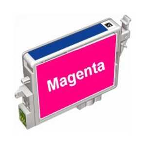 Remanufactured Epson 54 Magenta ink cartridge, T054320