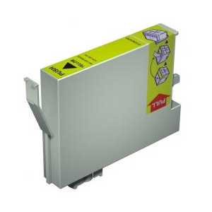 Epson 54 Yellow remanufactured cartridge - T054420