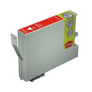 Remanufactured Epson 54 Red ink cartridge, T054720