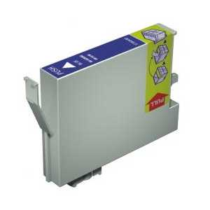 Epson 54 Blue remanufactured cartridge - T054920