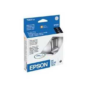 Epson 60 Black genuine OEM ink cartridge - T060120