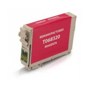 Remanufactured Epson 69 Magenta ink cartridge, T069320